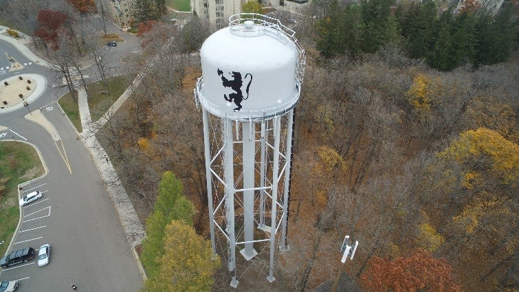 Minnesota Water Tower Construction | KLM Engineering